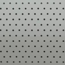 Grey Filtra Perforated Venetian