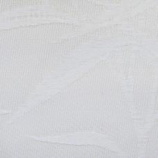 Bamboo Optic White Sealed Bottom Pocket
