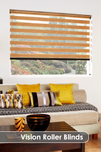 made to measure vision roller blinds